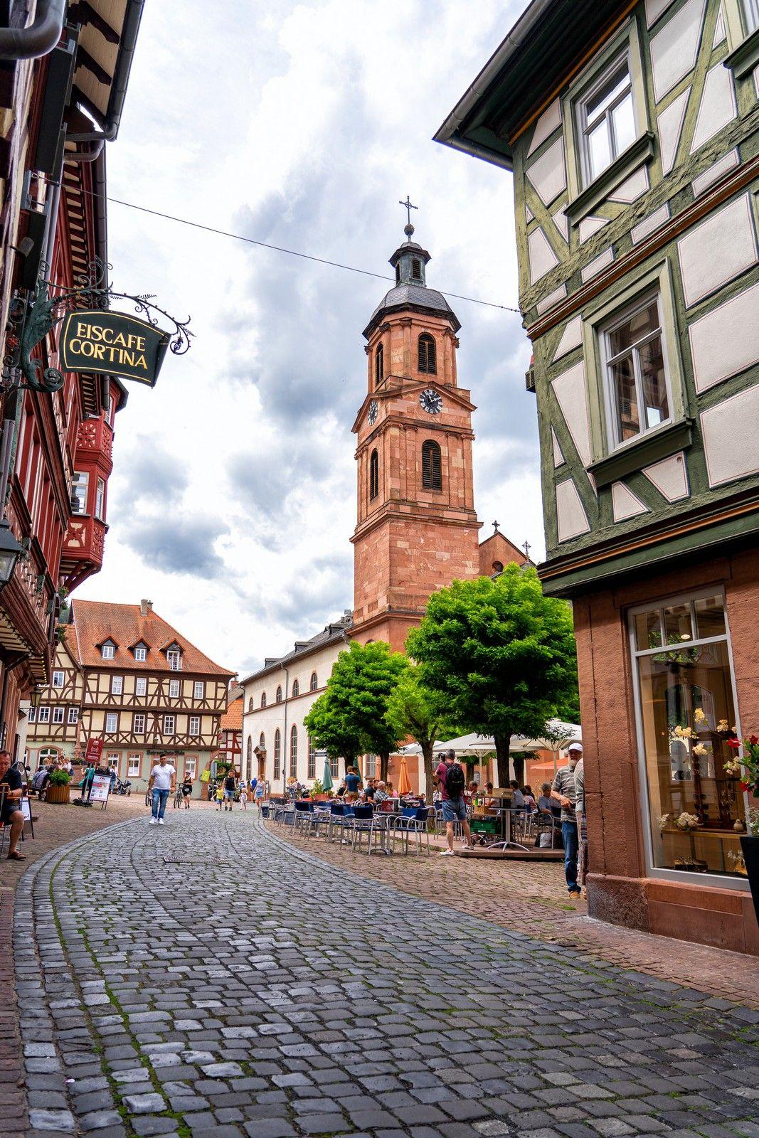 *** Мильтенберг Бавария
