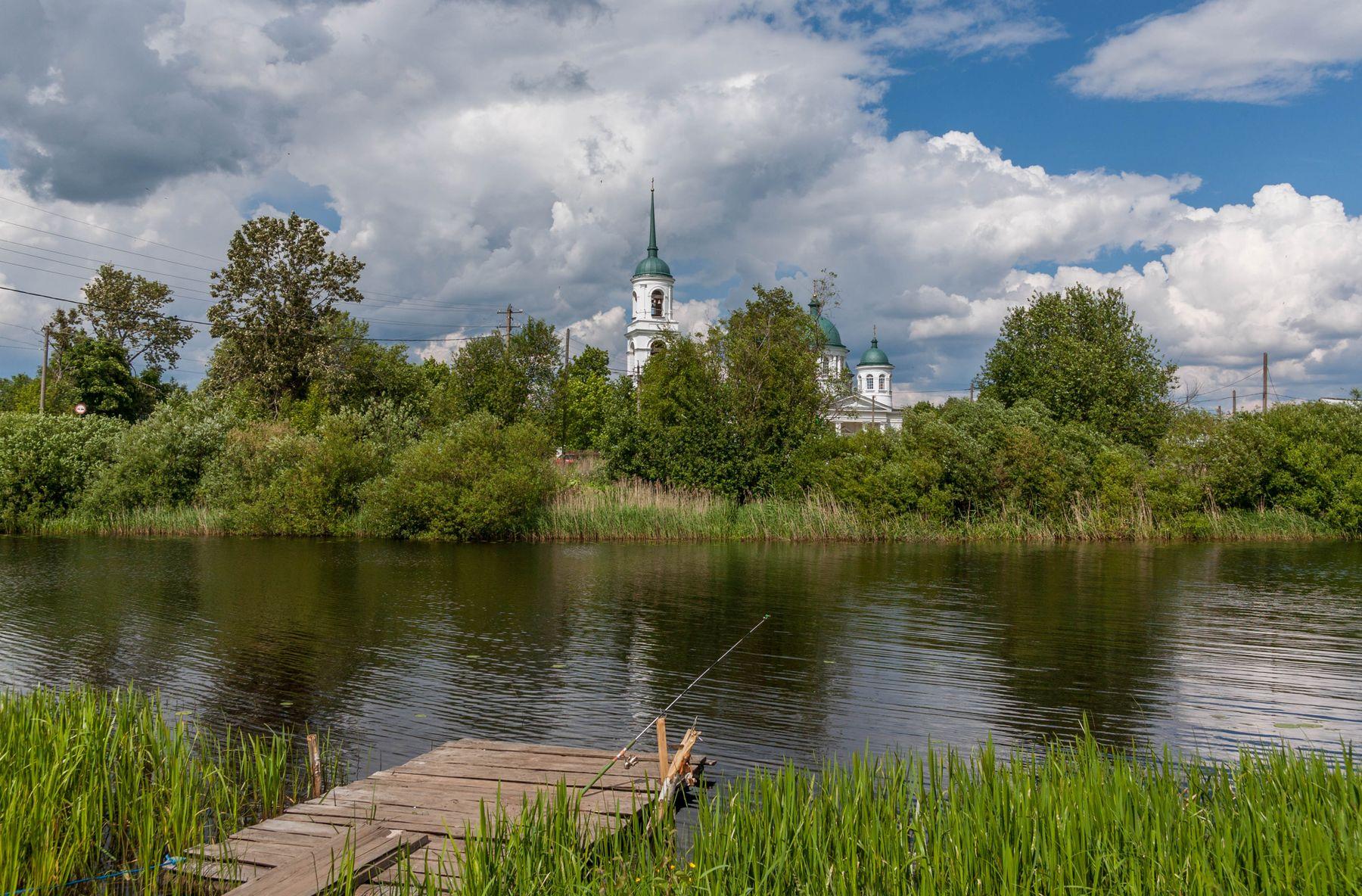 Ленинградская область.Надкопанье.