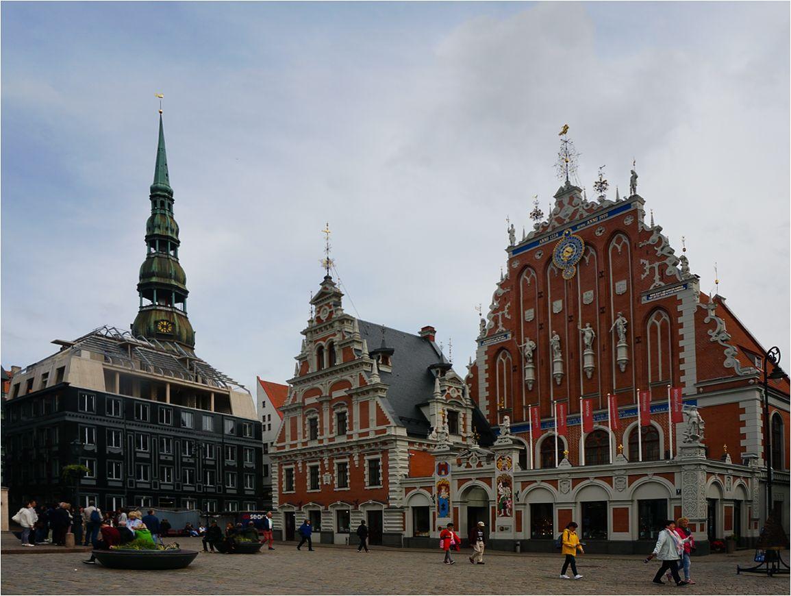 Рига Рига Латвия путешествия