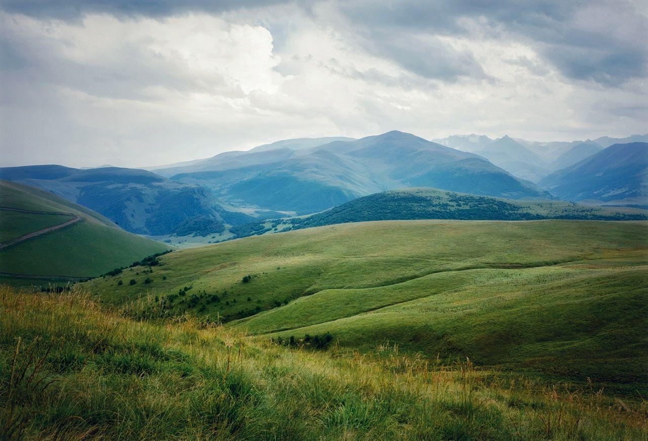 Джилы-Су горы пейзаж