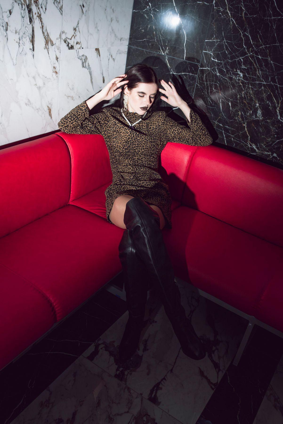 Gypsy Emancipation fashion style akulich girl model modeling topmodel styling moda