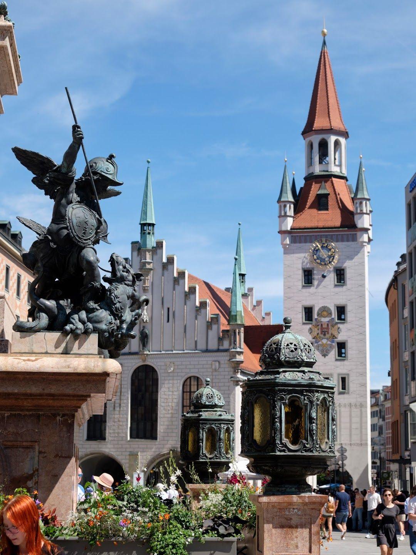 Мюнхен. Мюнхен