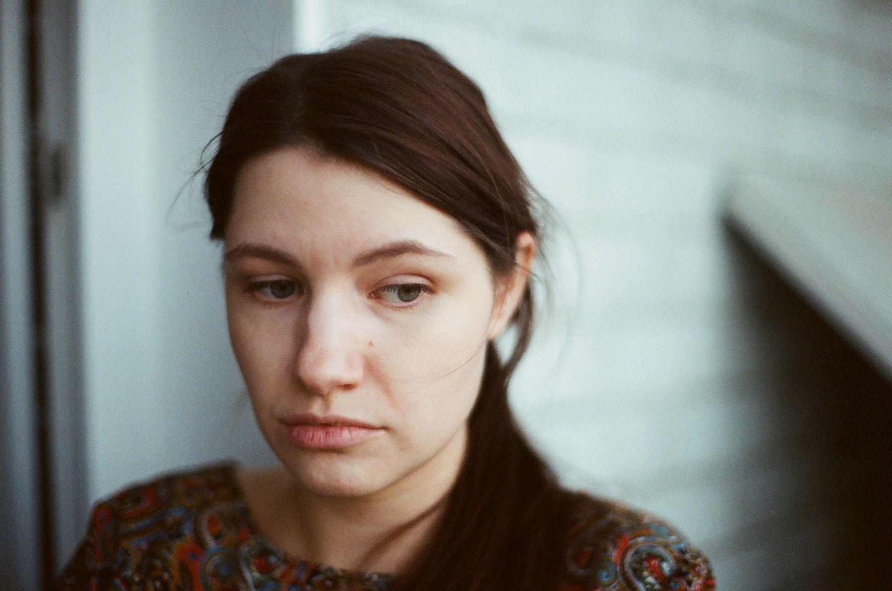 ... девушка портрет