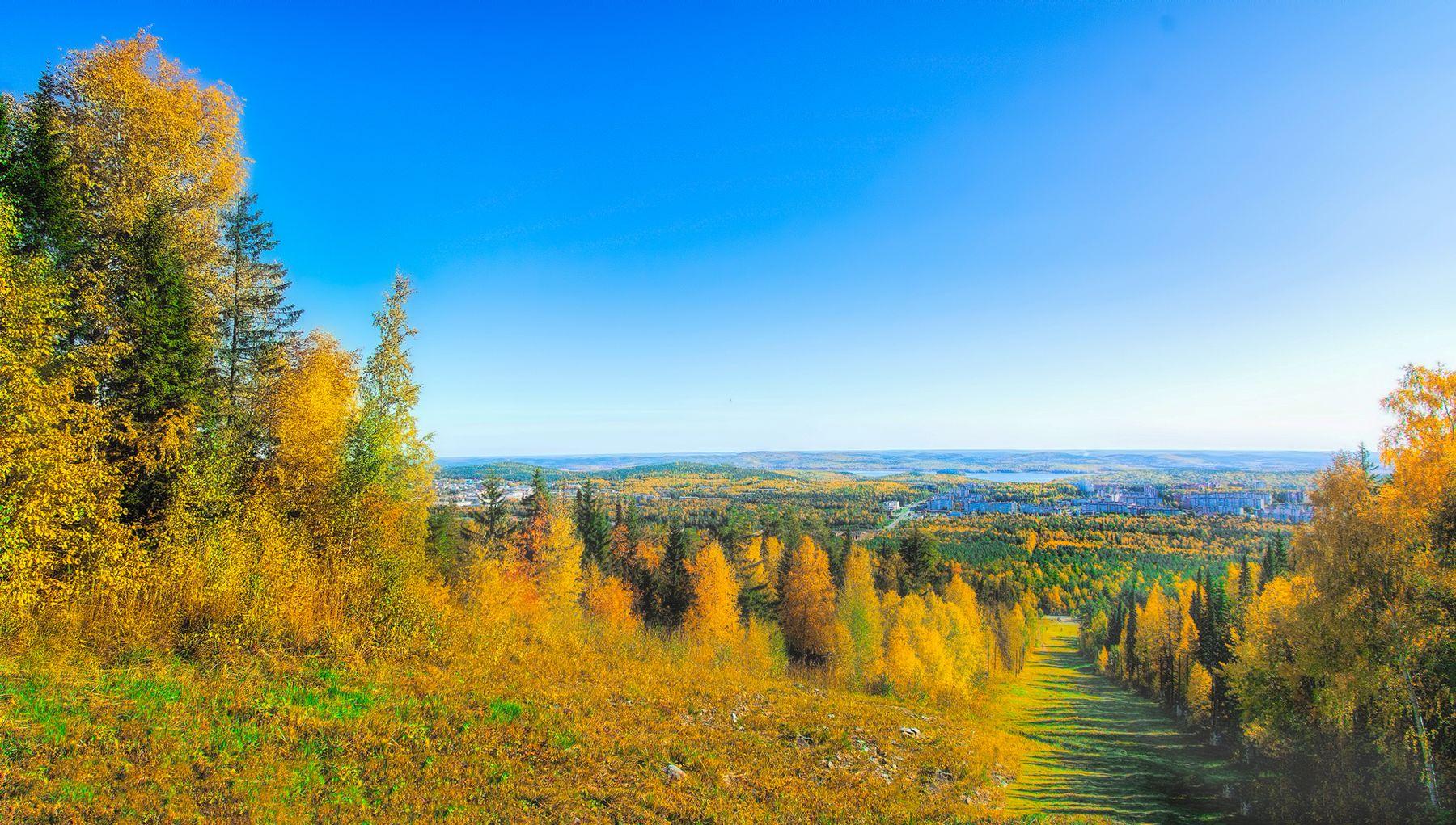 Осенняя панорама