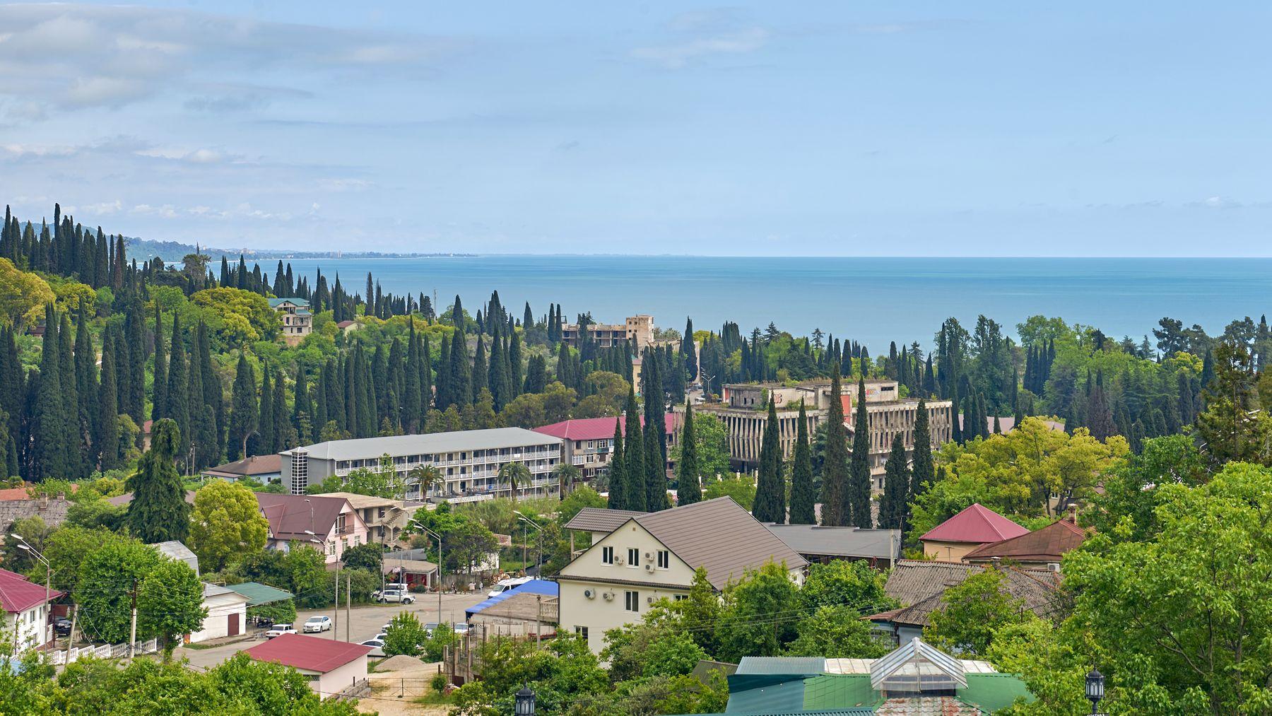 Новый Афон Абхазия Новый Афон