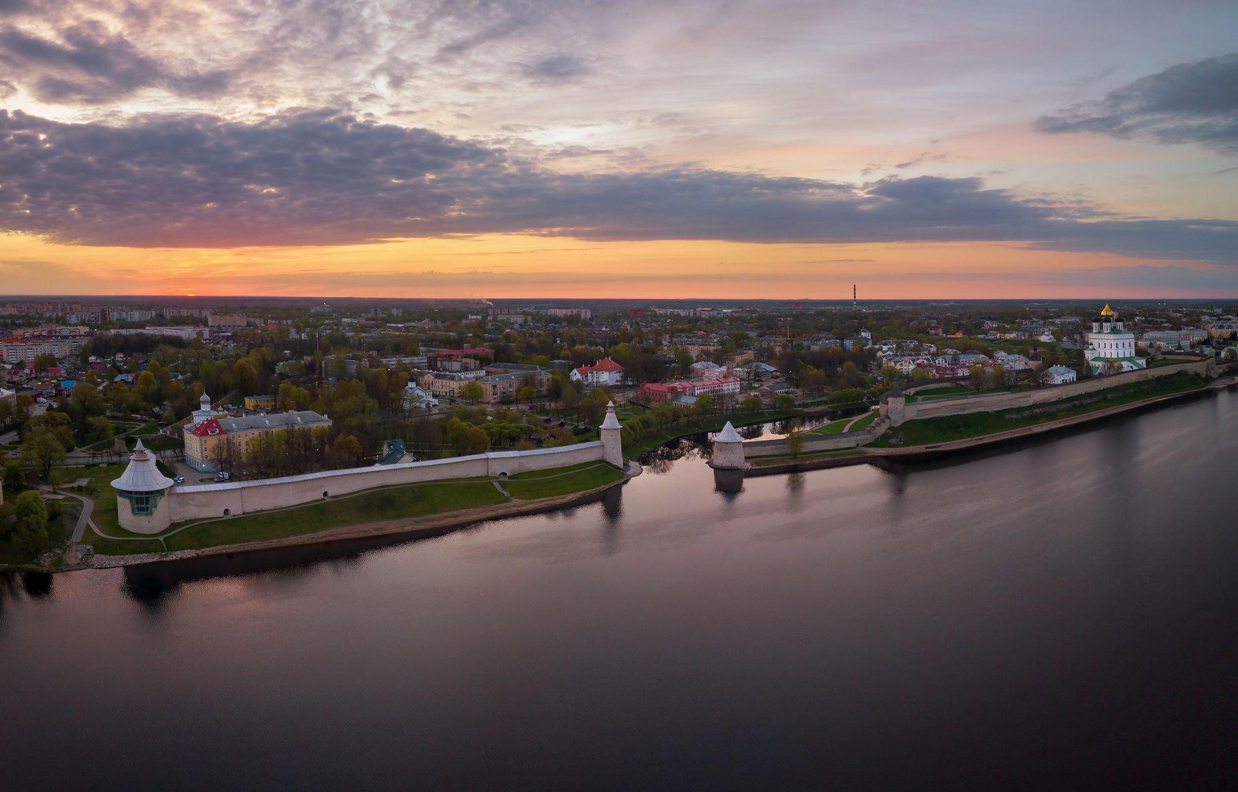 Утро Псков