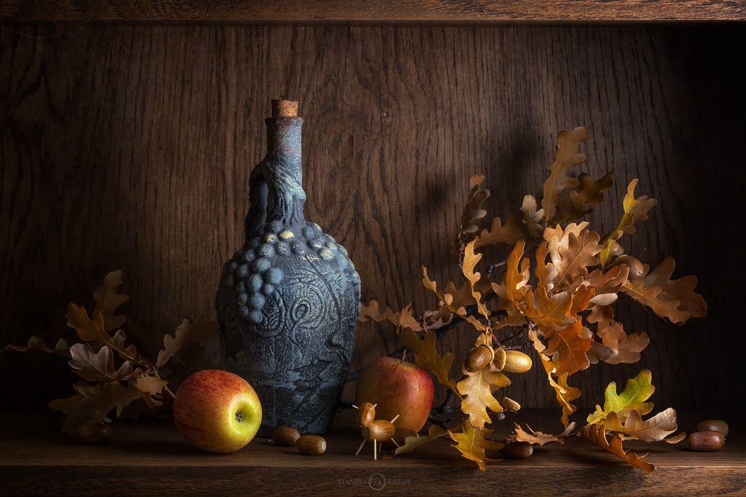 Осенняя настойка