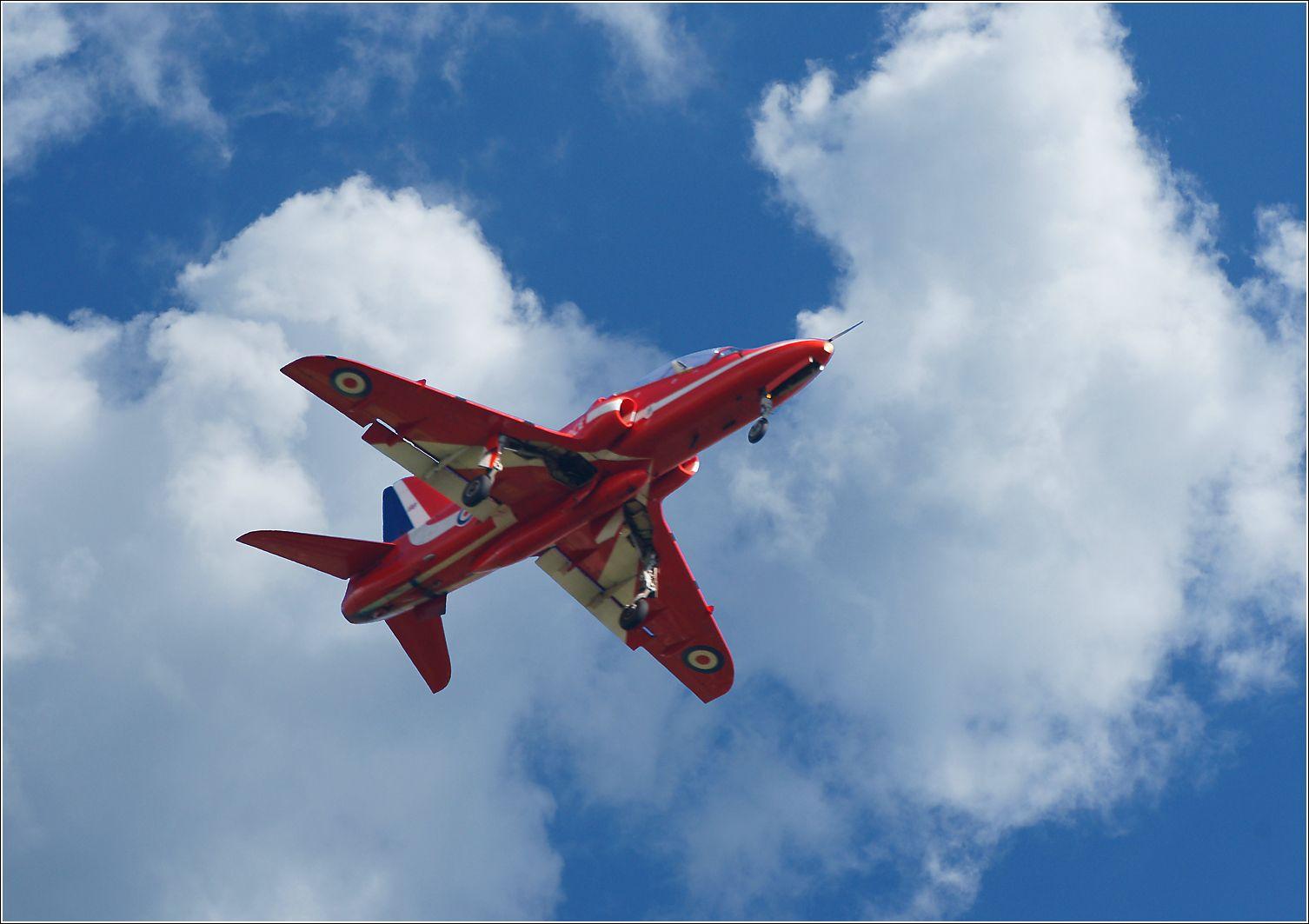 ХОК Т.1 ХОК Т.1 Авиация самолет полет Жуковский 2012