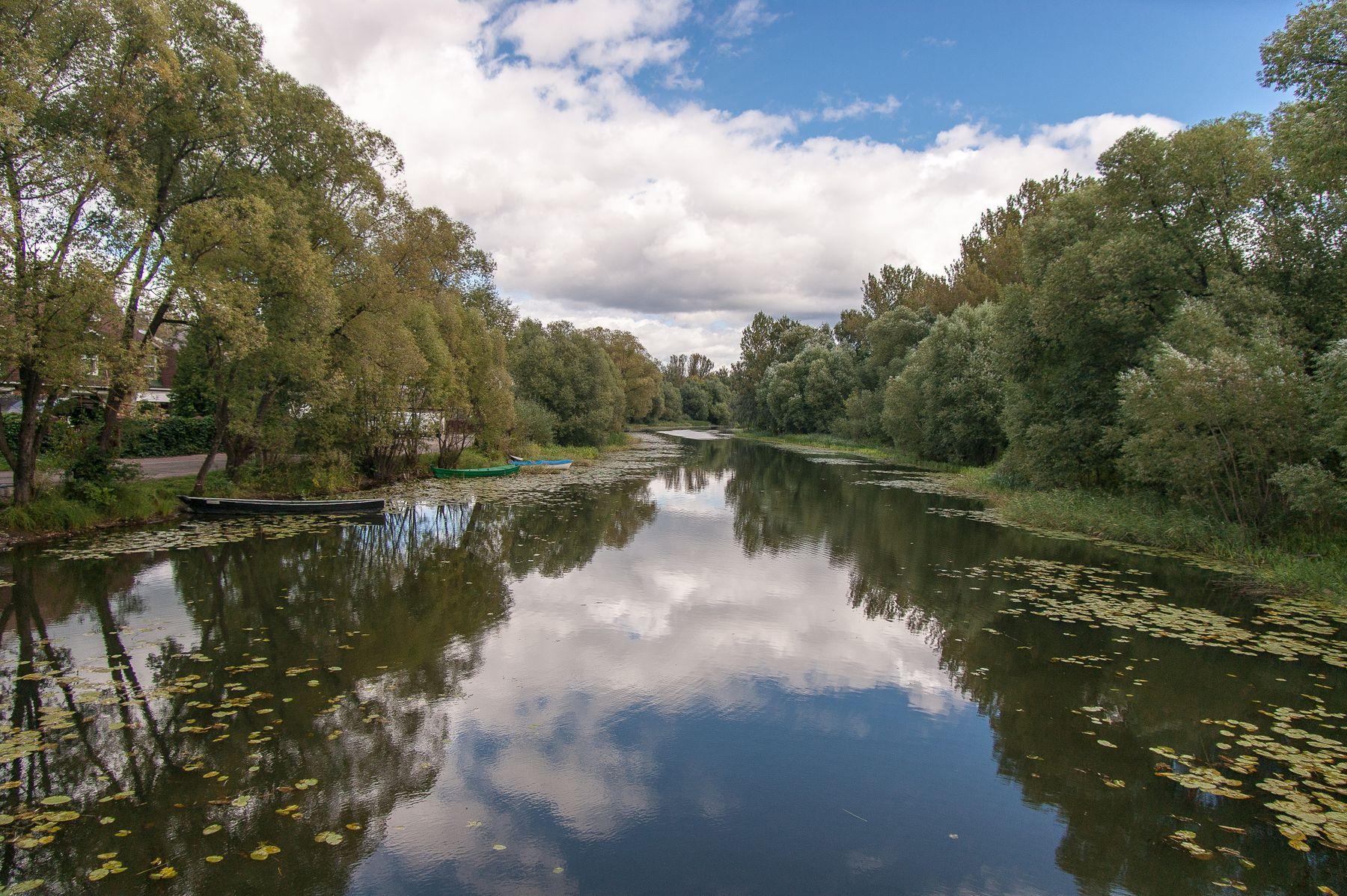 *** Переславль Залесский река Трубеж