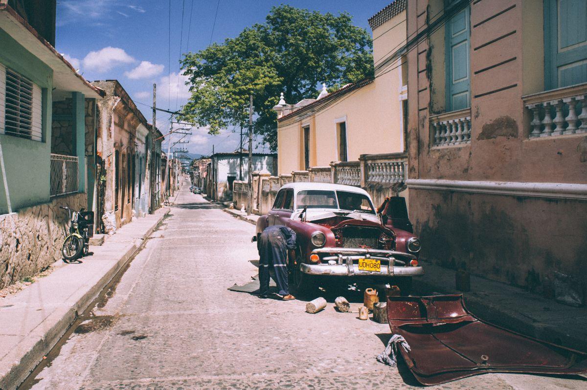 Мастерская Куба
