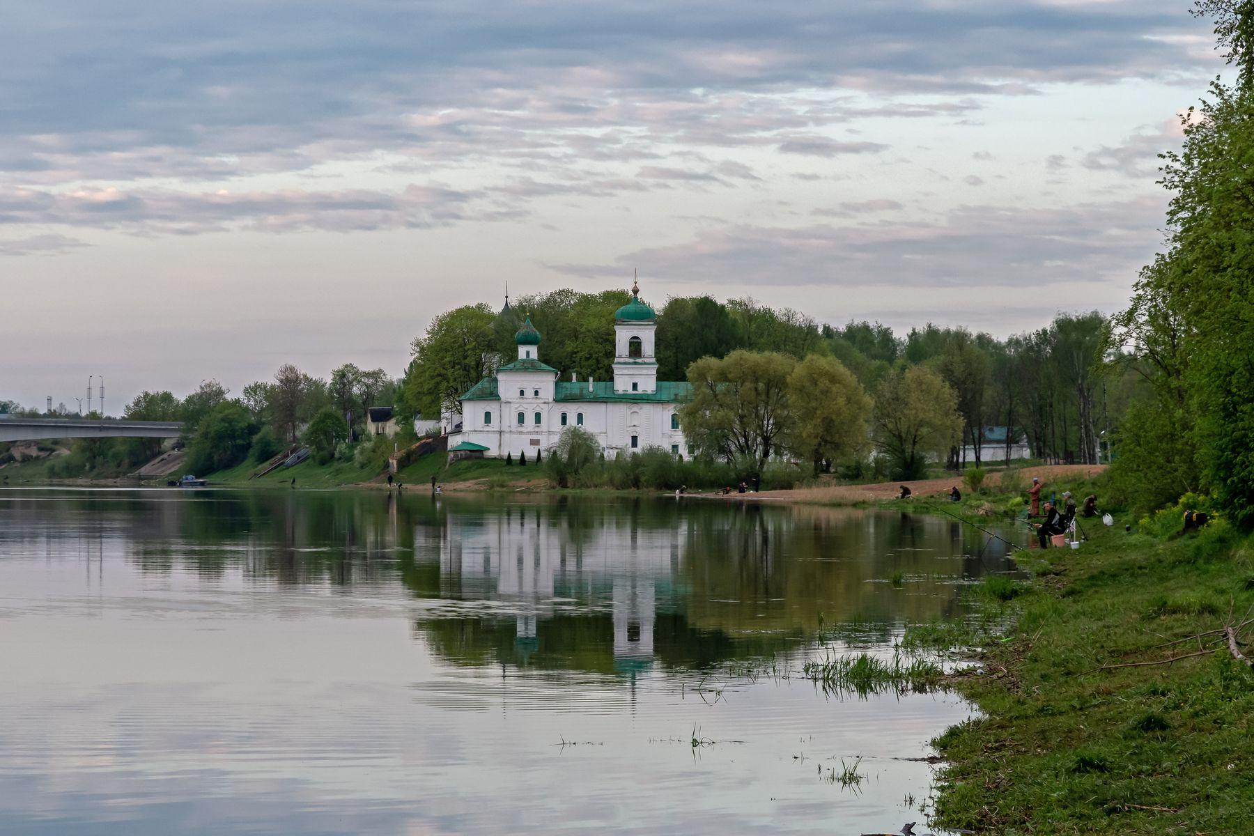 Спасо-Преображенский Мирожский мужской монастырь, г.Псков