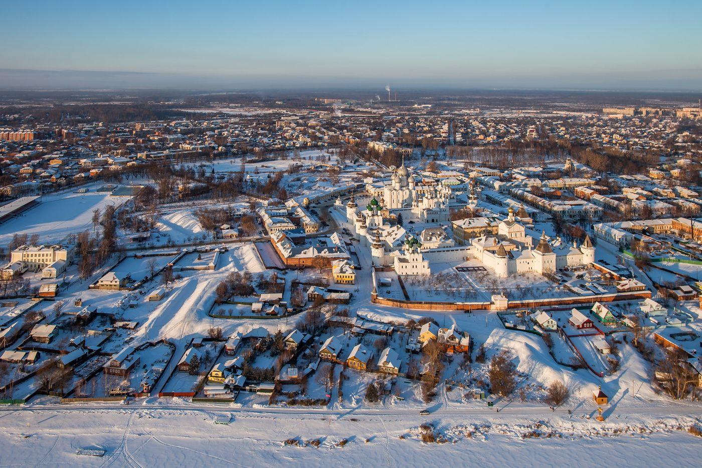 *** Ростов Великий