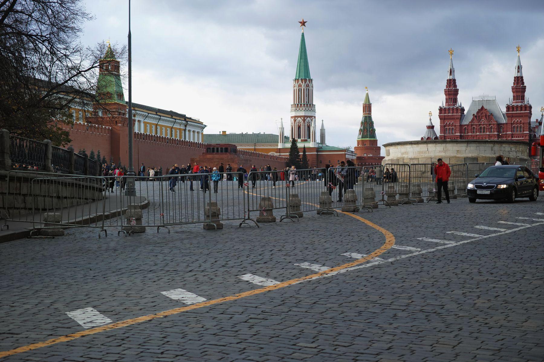 Красная площадь город Москва площадь Красная