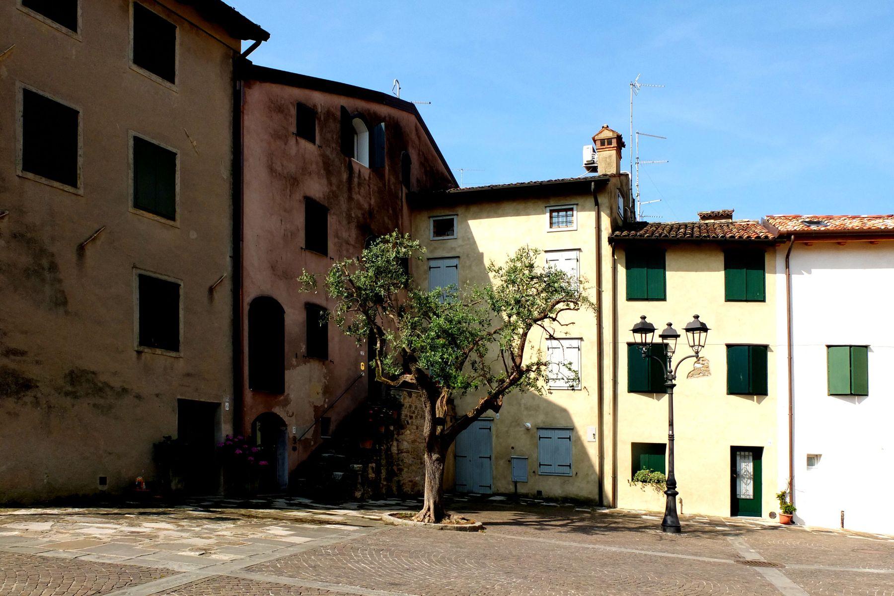 Italian ambience Grado, Italy