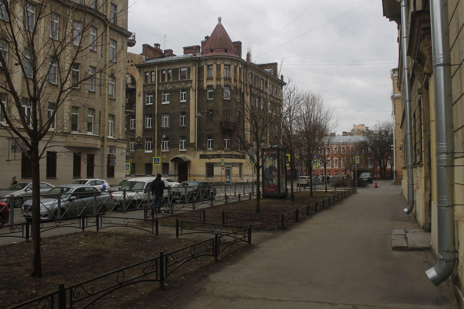 Малый проспект Петроградской Стороны (Санкт-Петербург) Санкт-Петербург