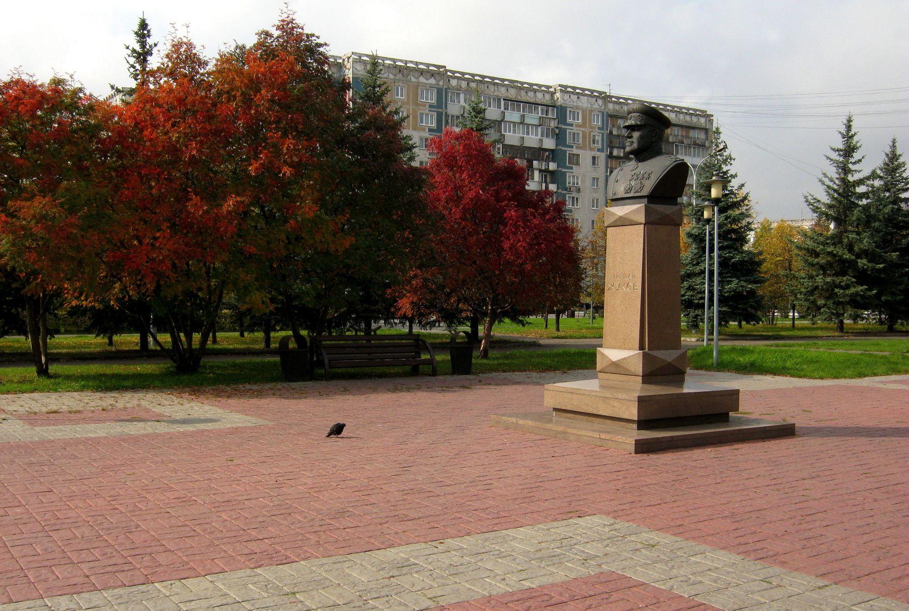 Маршал Жуков!!! Путешествия арт природа