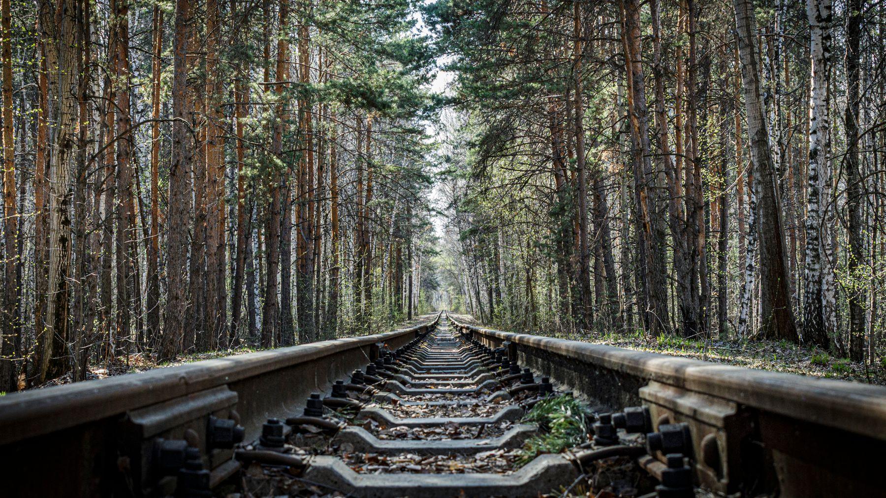 Детская ЖД. Челябинск детская железная дорога
