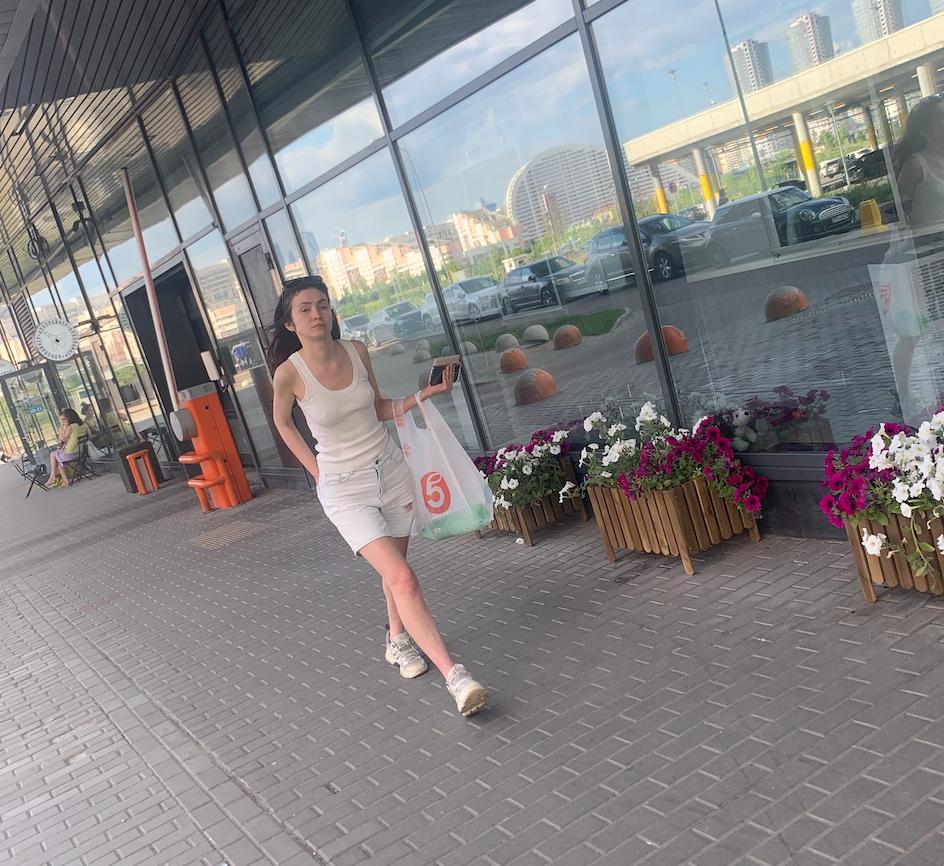 Летняя Москва