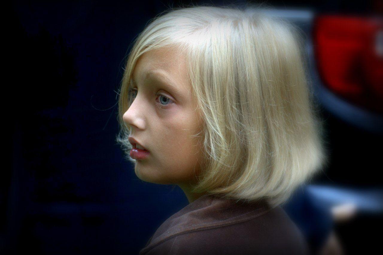 София портрет глаза
