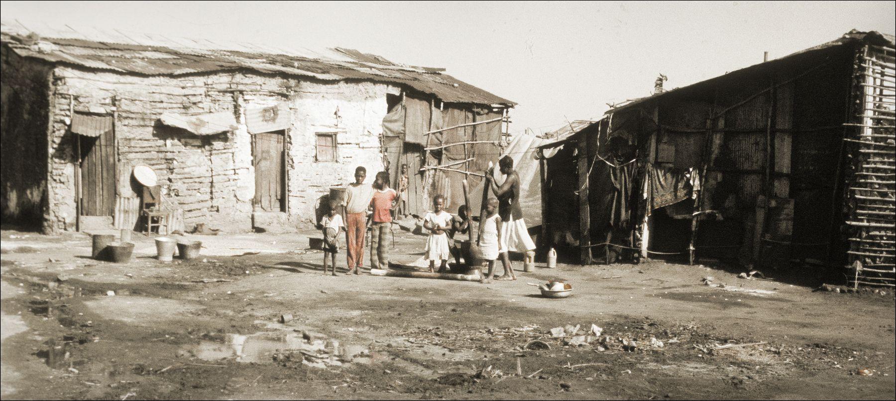 На краю земли. Мозамбик. Бейра, начало 90-х
