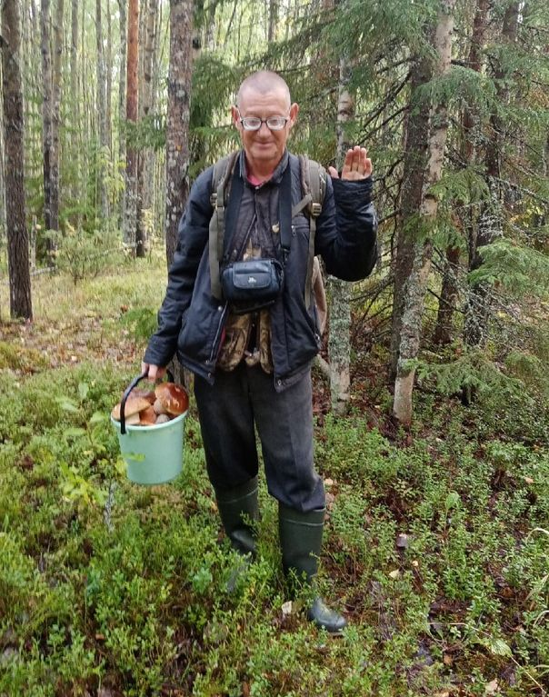 01.09.2021.Белые повыскакивали... белые грибы.грибная пора.лая.лес