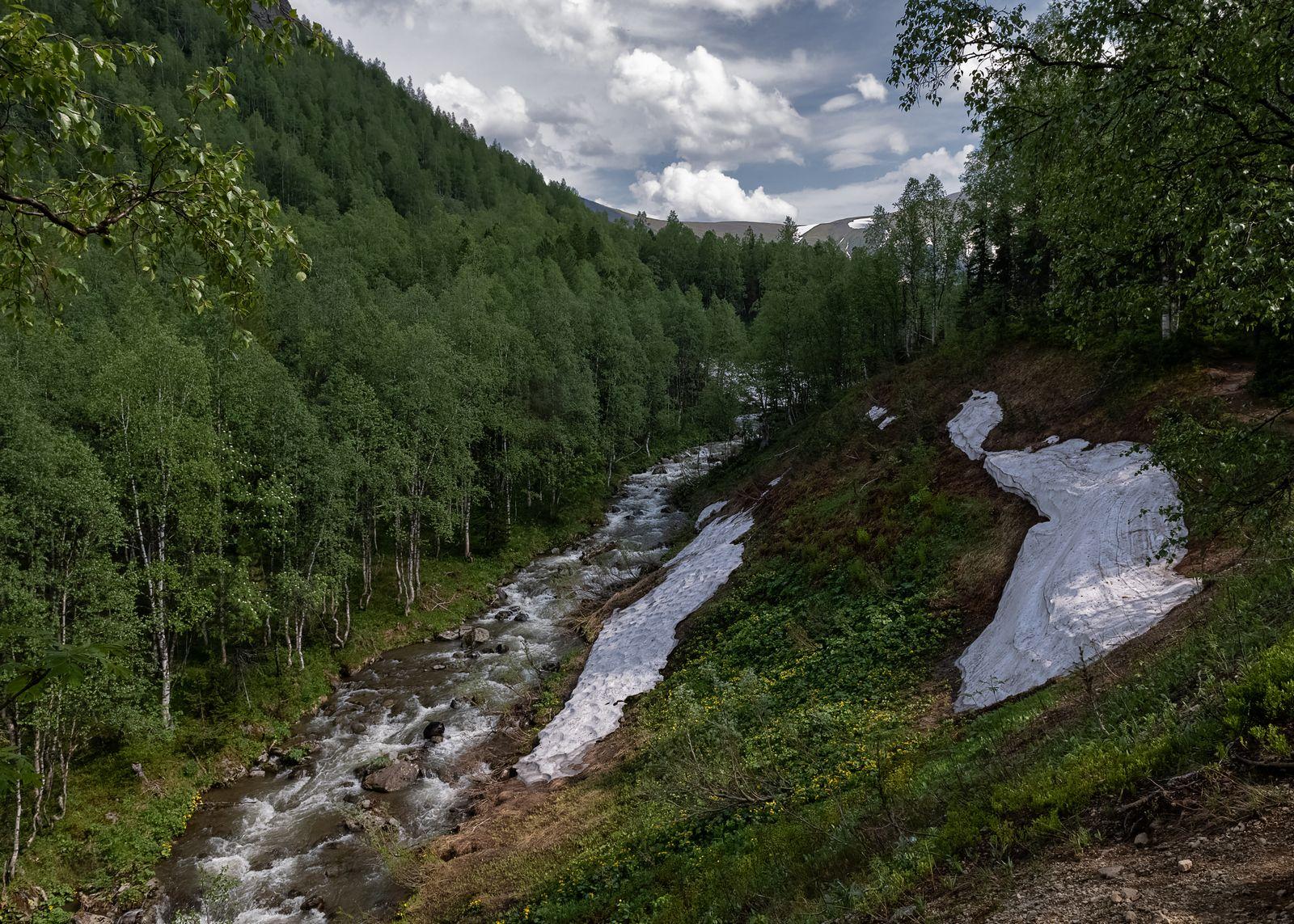 Сарала. Хакасия Ивановские озера Сарала
