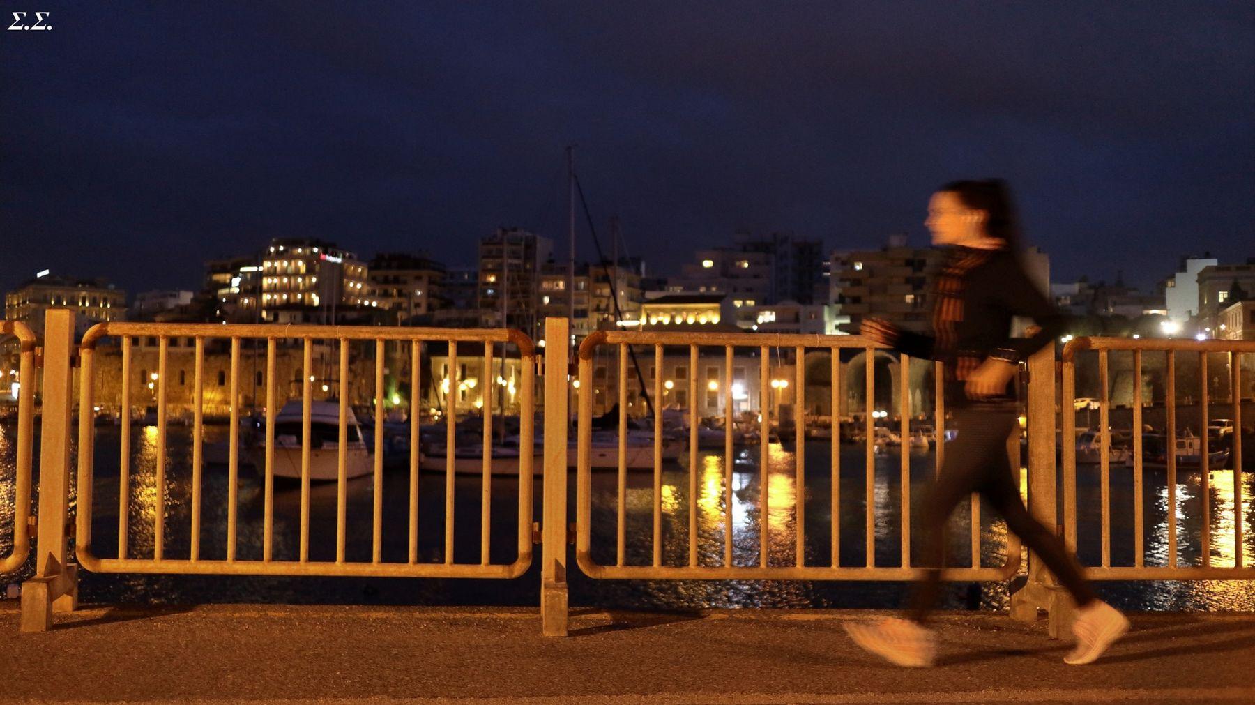 RUNNER IN THE NIGHT 1
