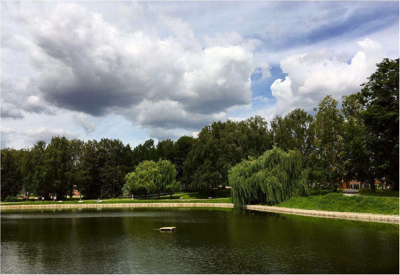 ~~~~~ парк Москва