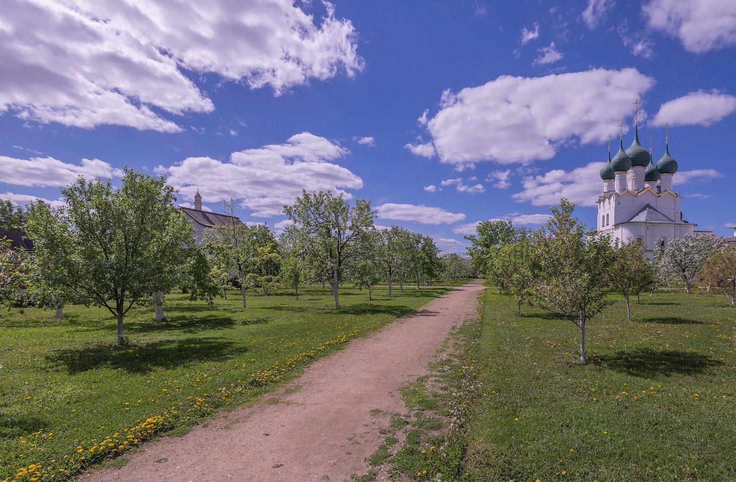 Ростовский сад