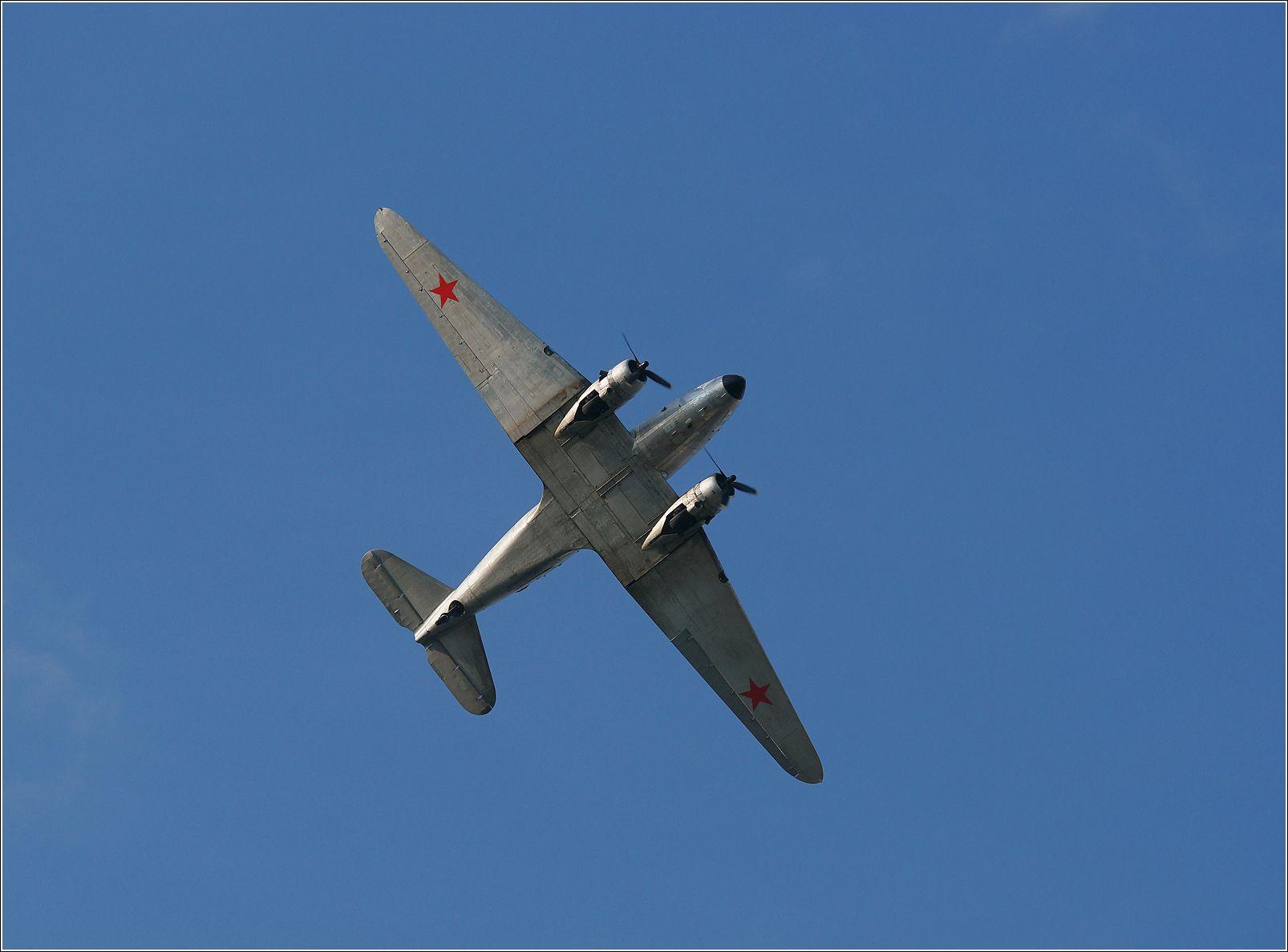 Дуглас (2015 год) Дуглас авиация самолет полет Жуковский МАКС 2015