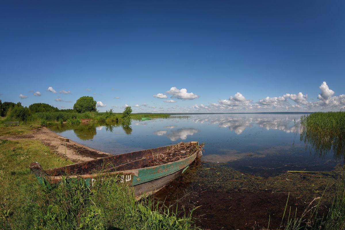 Озеро Плещеево