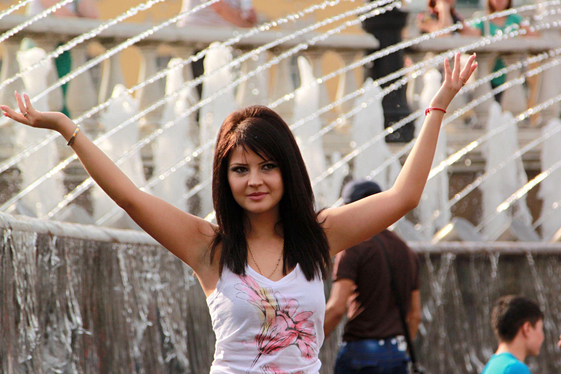 А ля .... люди лица город прохожие уличный портрет стрит девушки красавицы