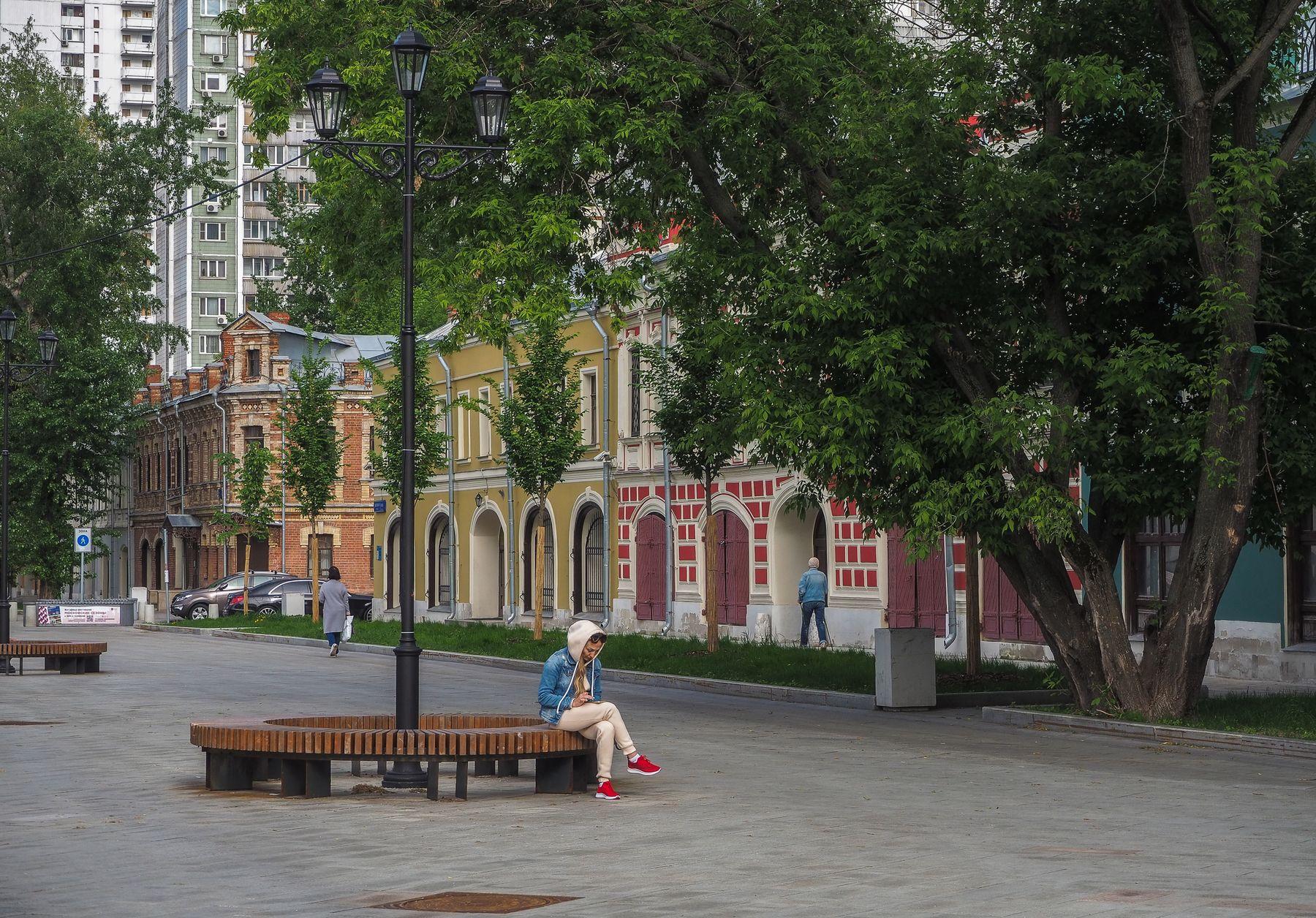 ***Московские Пейзажи