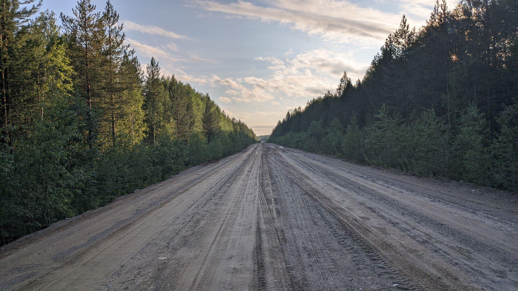 Дорога... Дорога мобильное фото природа пейзаж лес небо лето