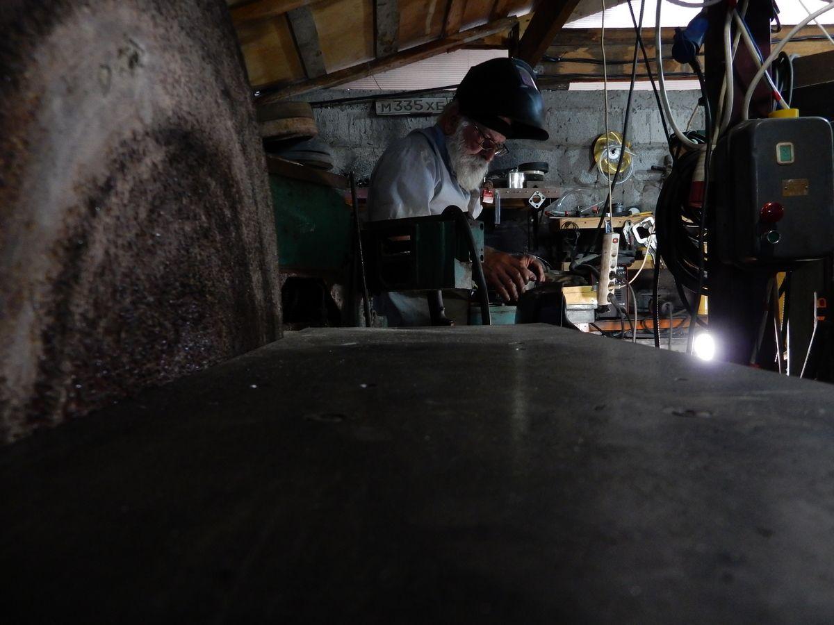 """гаражные """"Маги"""" .. гараж промышленность индустриализация"""