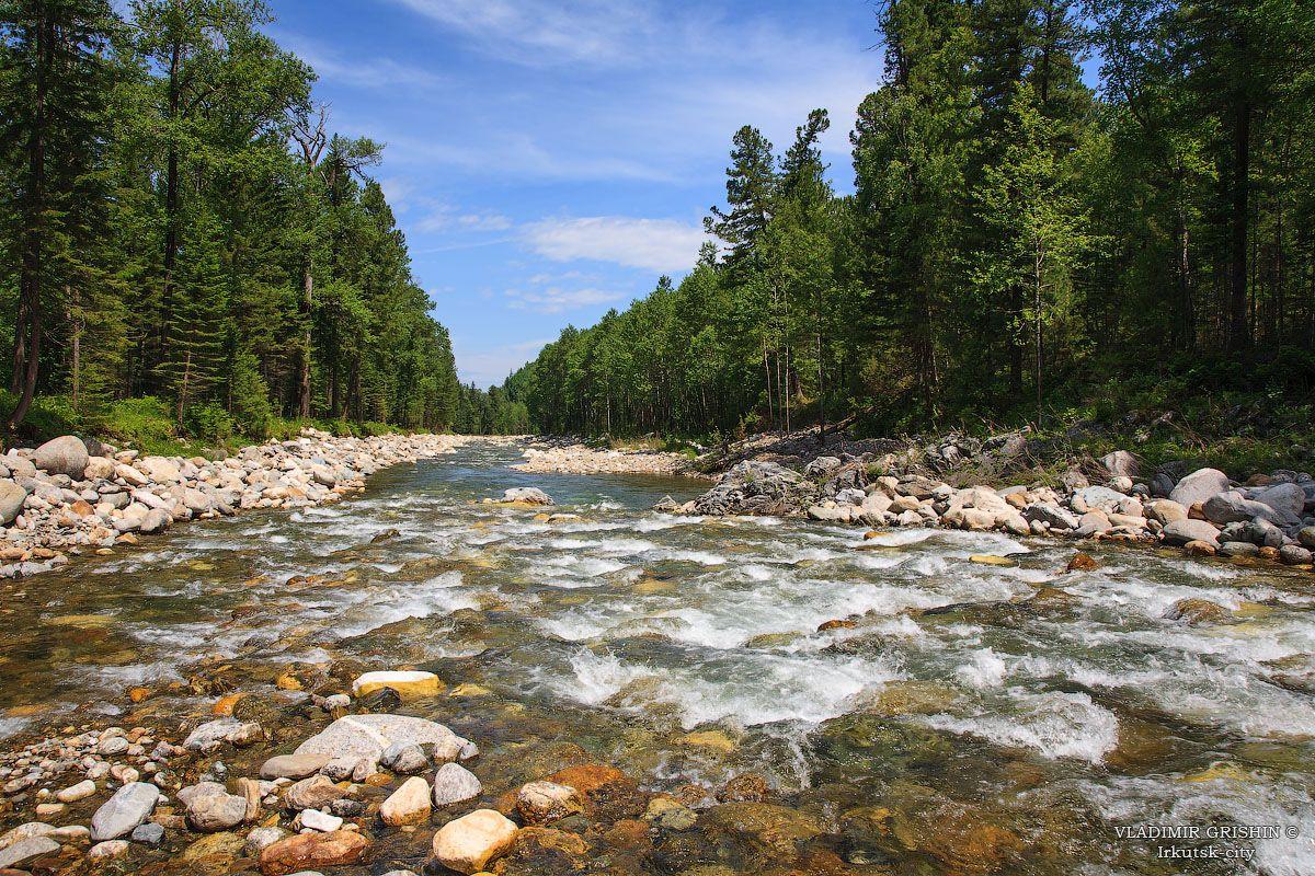 *** Солзан река фото