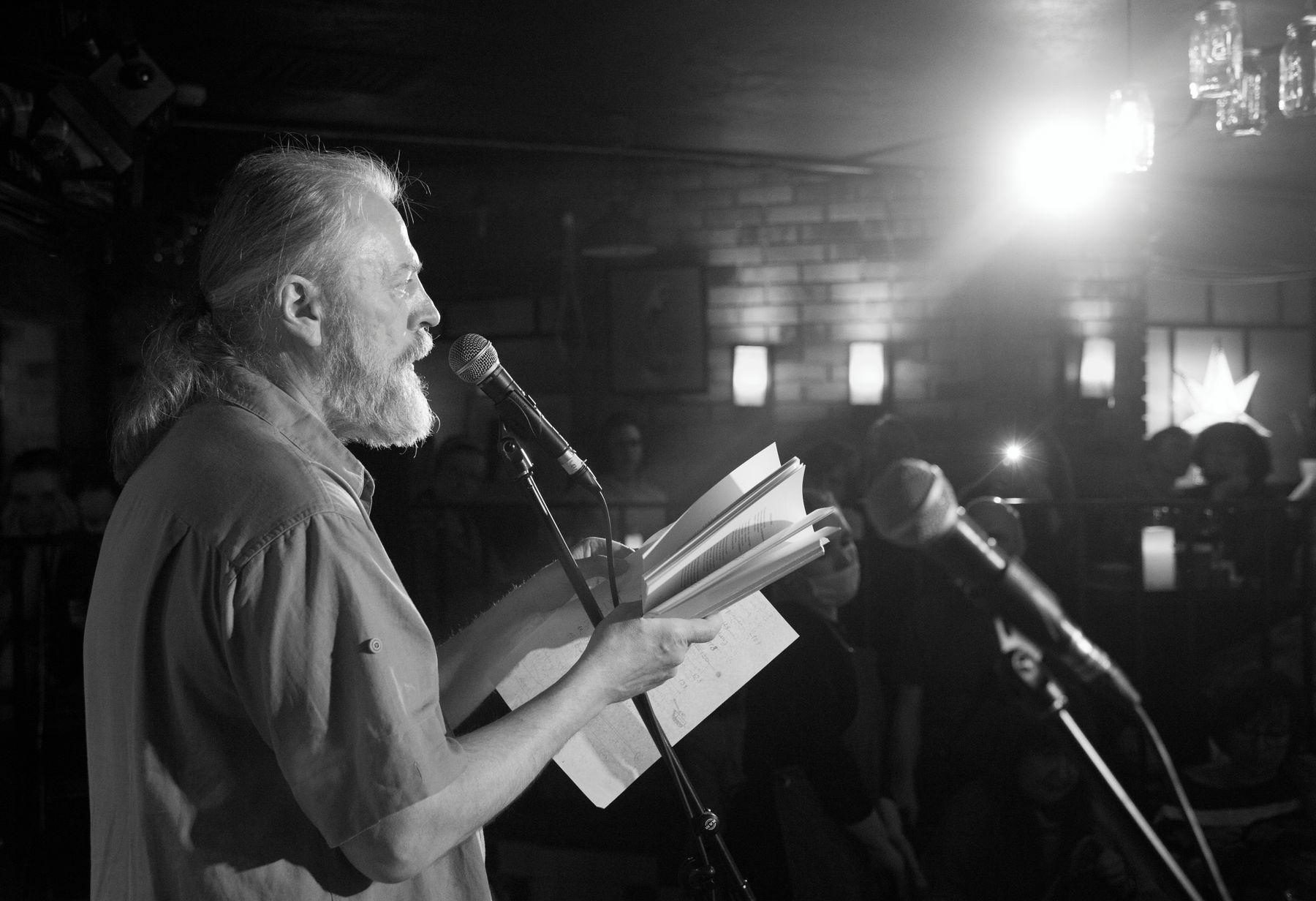 Поэт Михаил Кукин в клубе Пушкарев 27.05.21