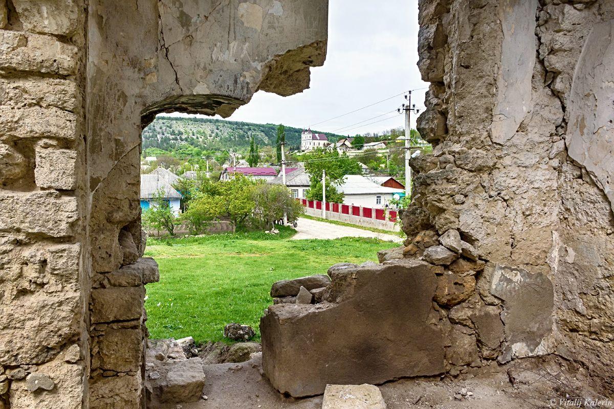 Село Рашково, Приднестровье. Руины Покровской церкви (1740 г.)