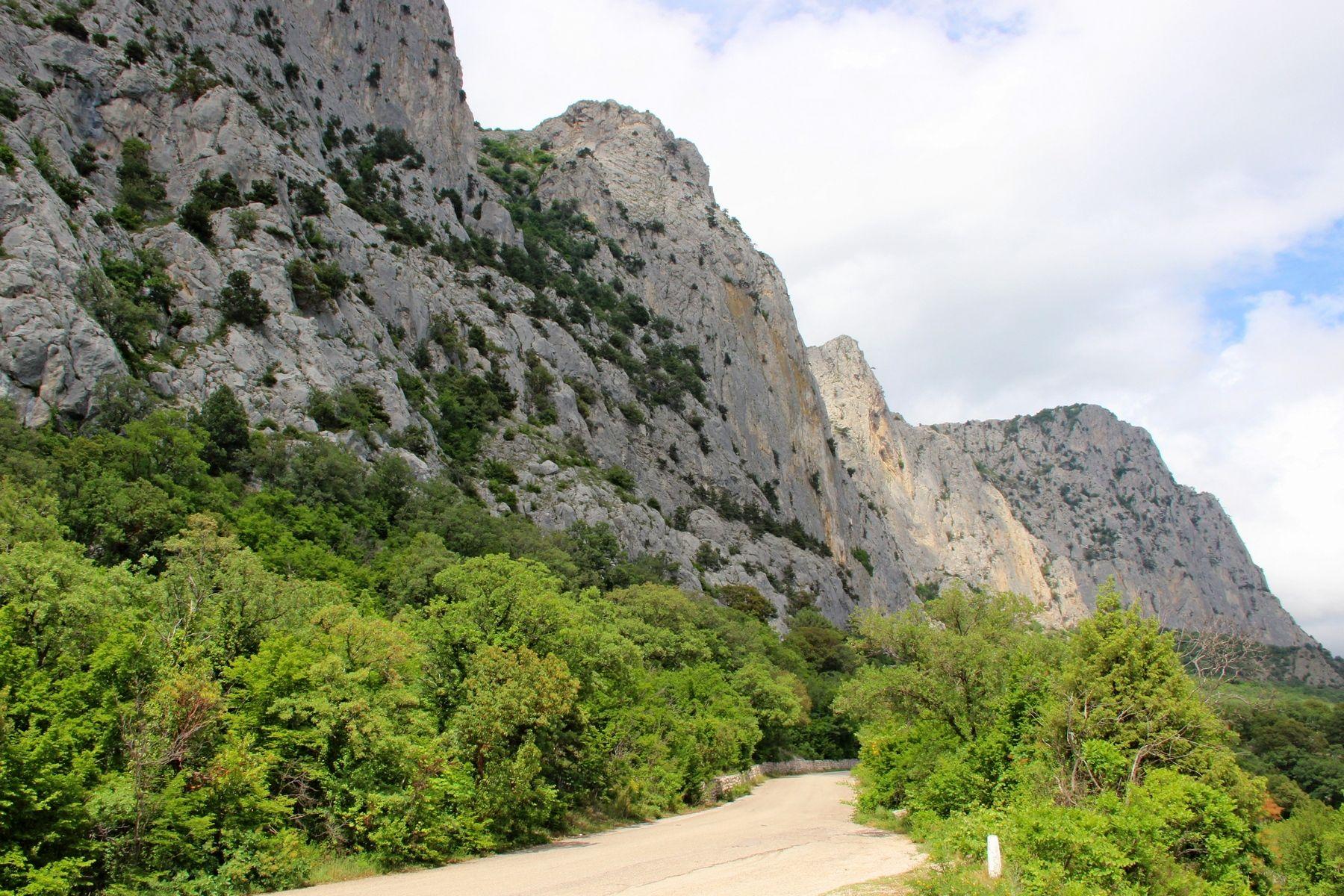 Мшатка-Кая крым мшатка-кая горы гряда
