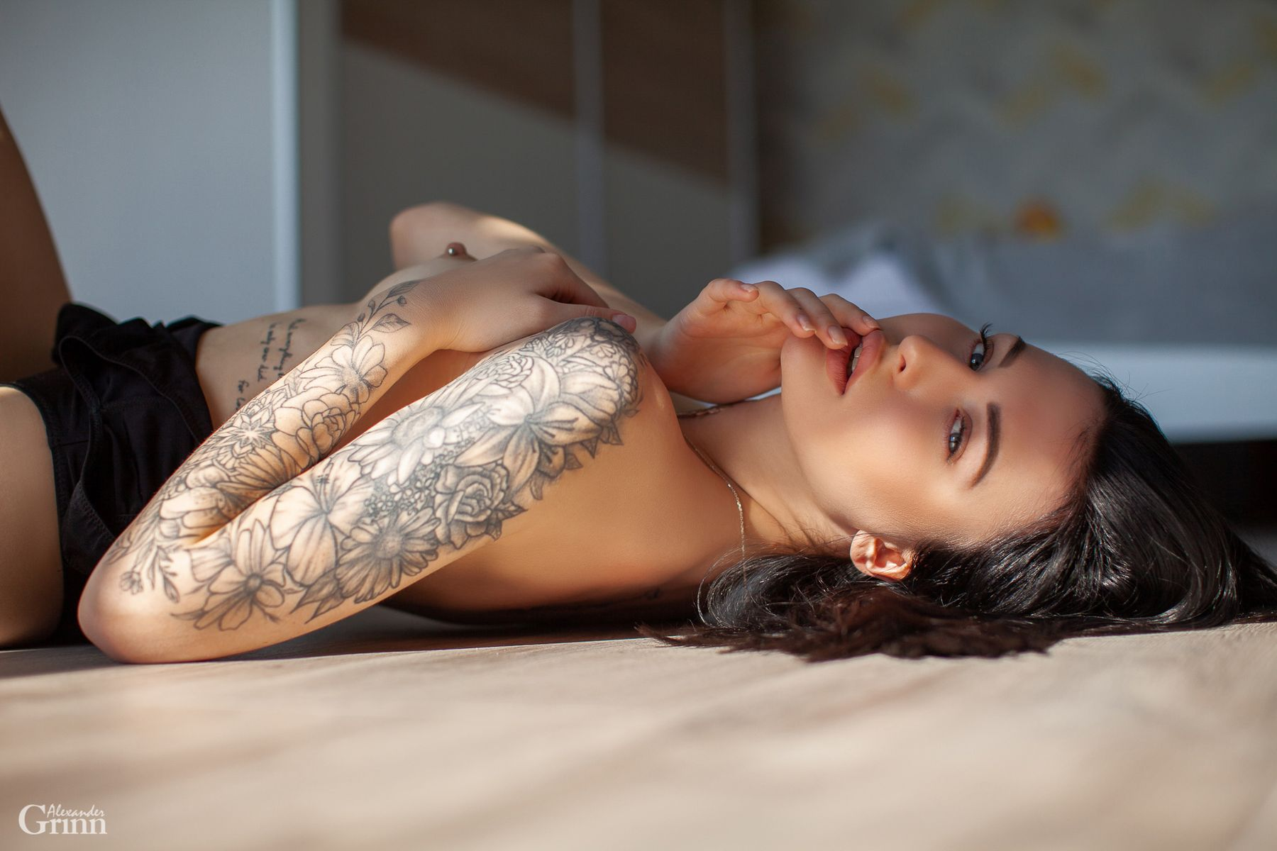 Stasya alexandergrinn белье одесса lingerie brunette