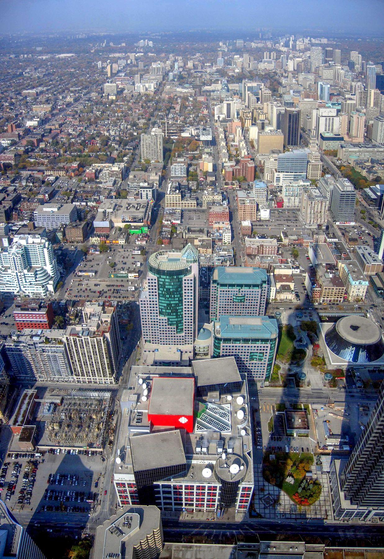 Торонто Торонто CN Tower