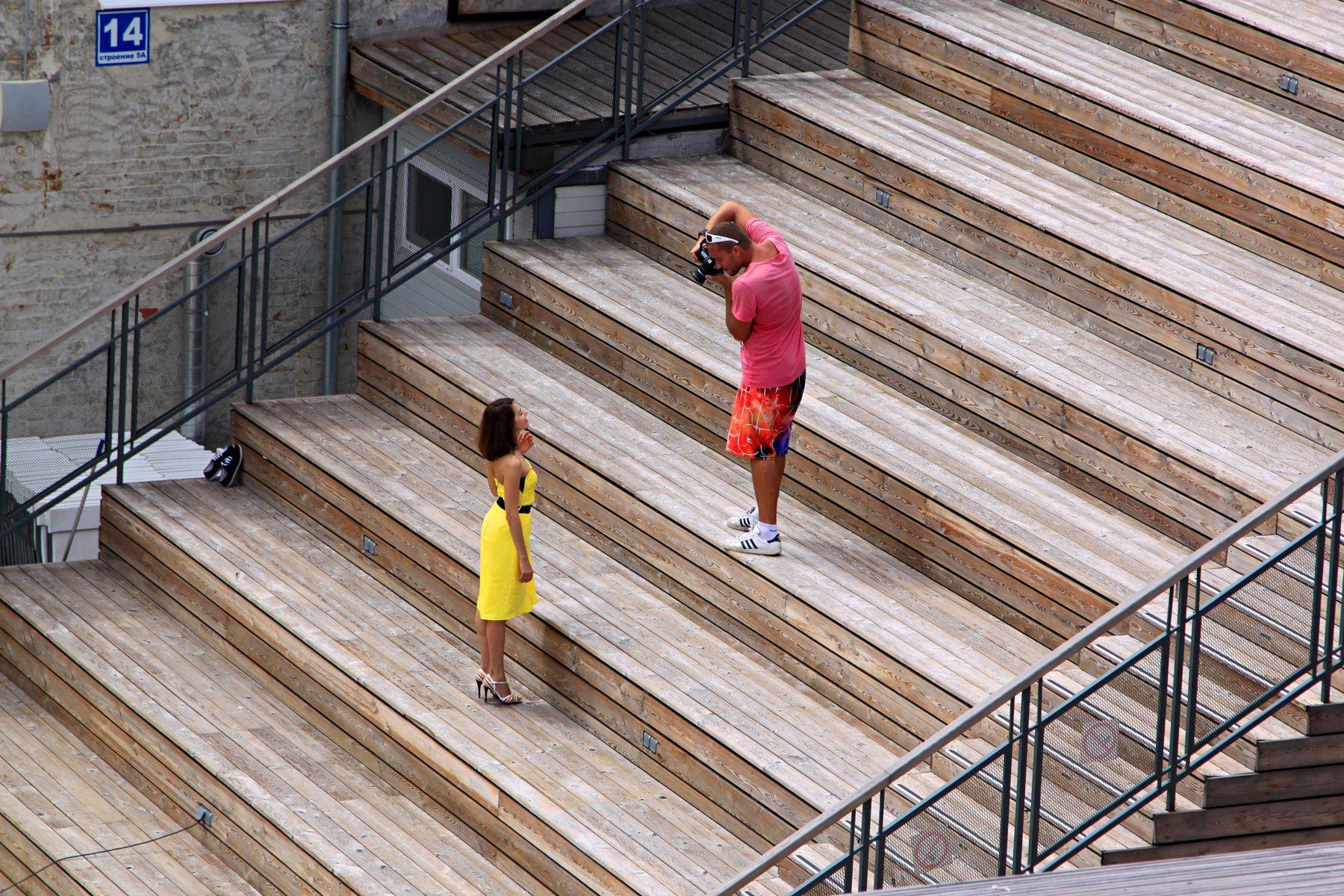 Фотоссесия люди лица город прохожие стрит