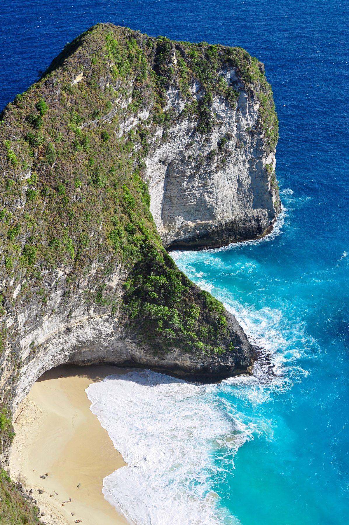 Nusa Penida. Bali