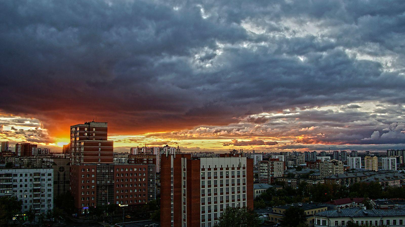 3 сентября Челябинск небо 3 сентября