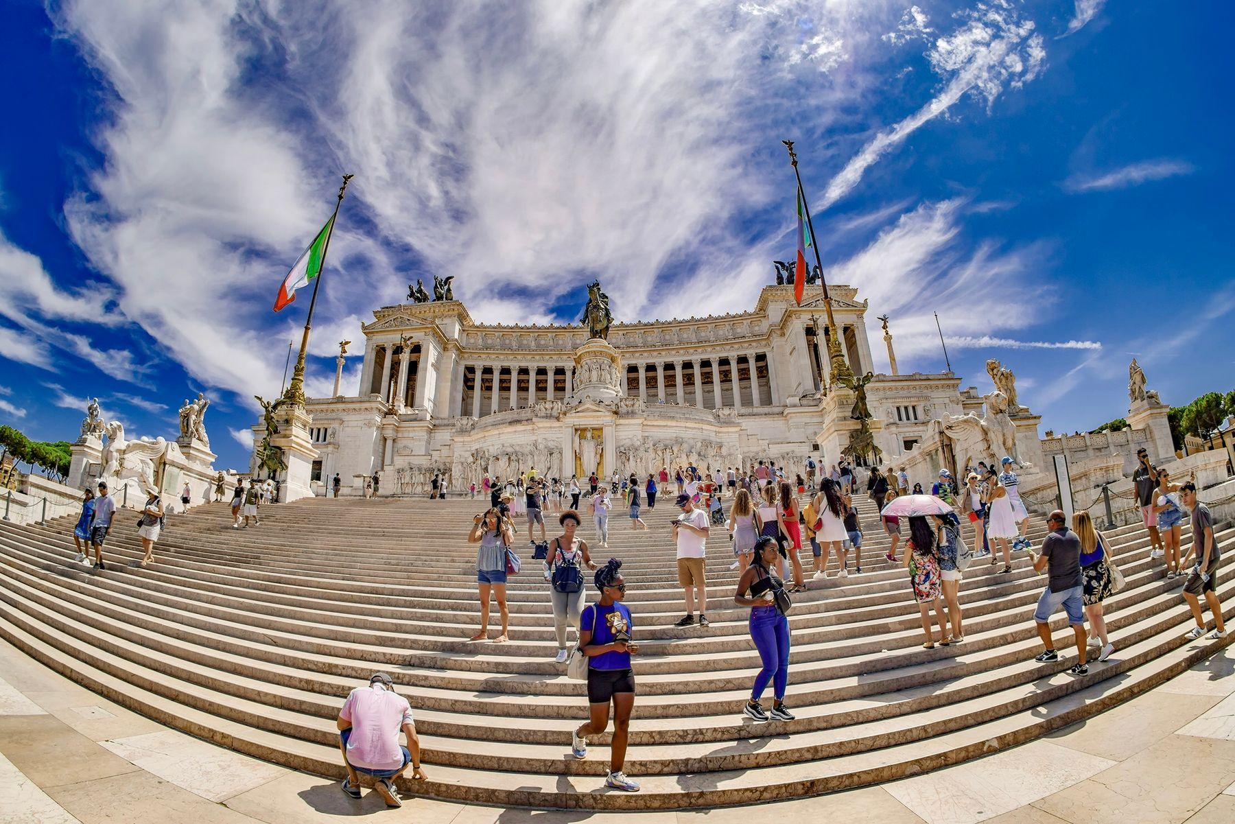 Яркое лето в Италии