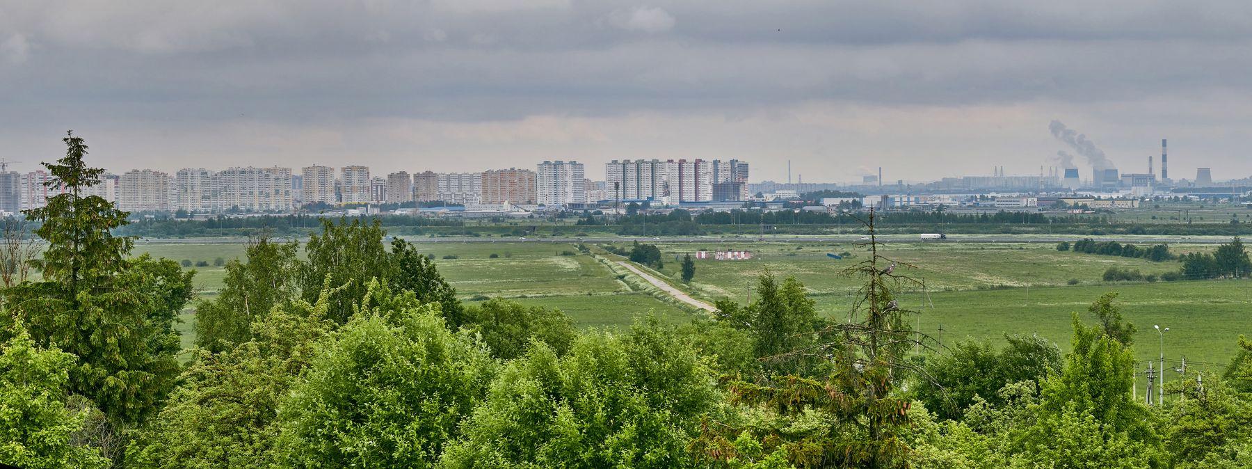 Районы кварталы панорама