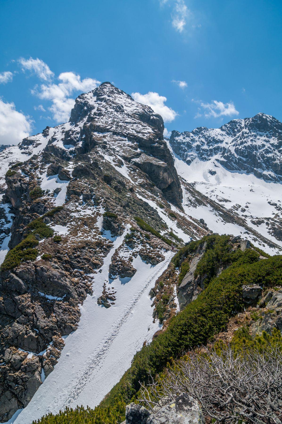 Еще немного, еще чуть-чуть... Poland Polska góry mountains