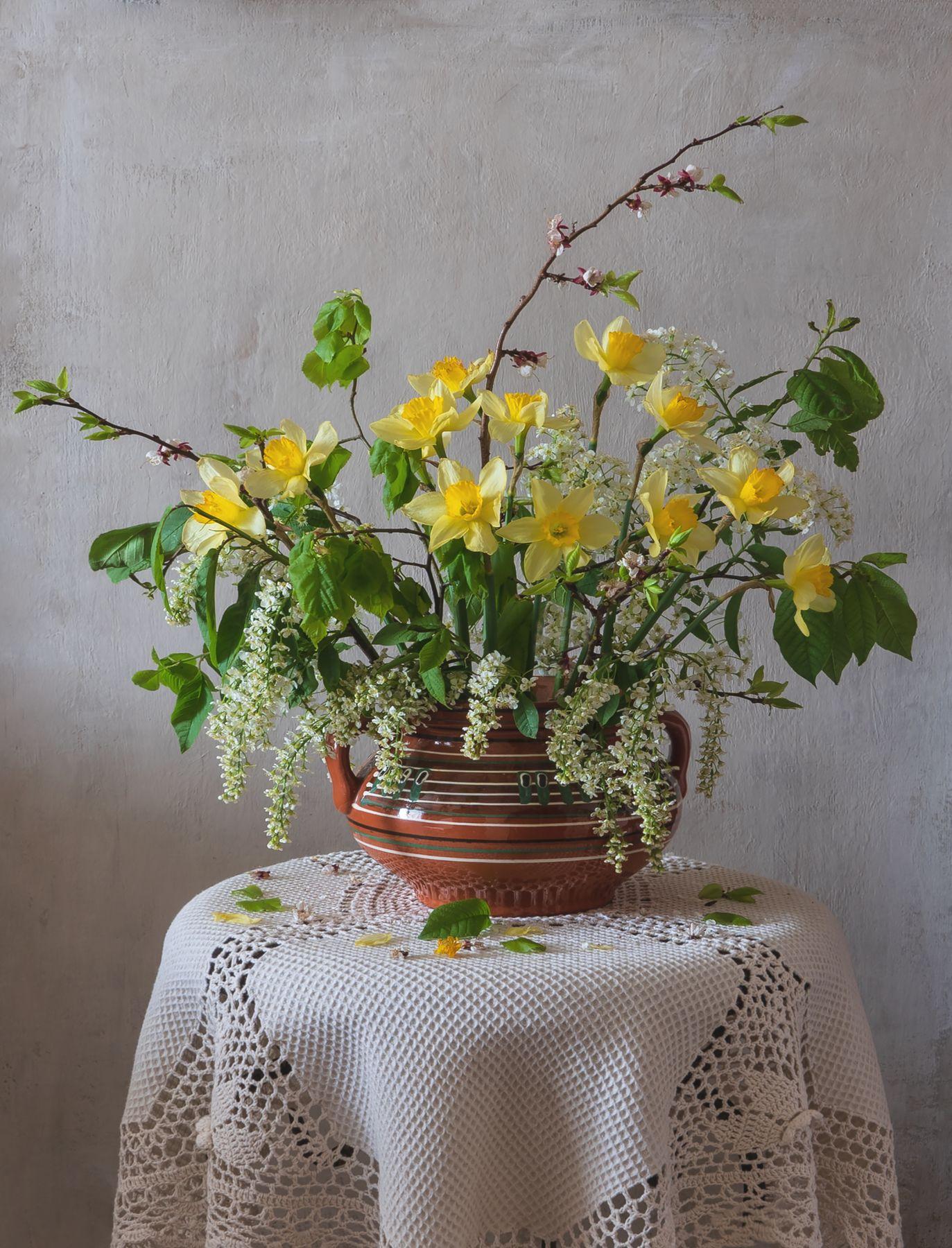 Букет весны.
