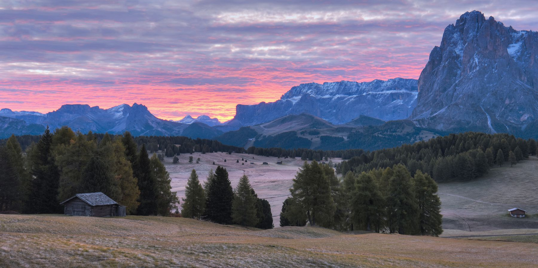 ЪЪ утро горы