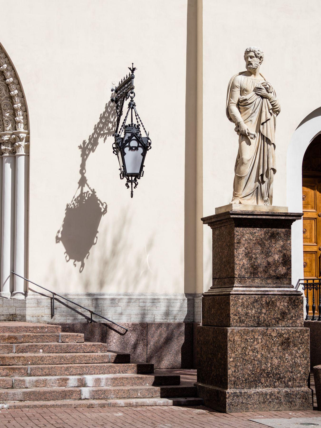 Фрагмент Лютеранской церкви Святых Петра и Павла (Санкт-Петербург)